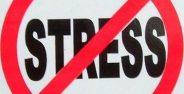 کاهش استرس