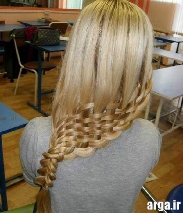 مدل موی بافت