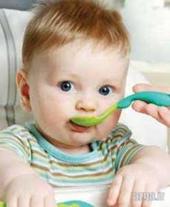 تغذیه کودک 1 ساله