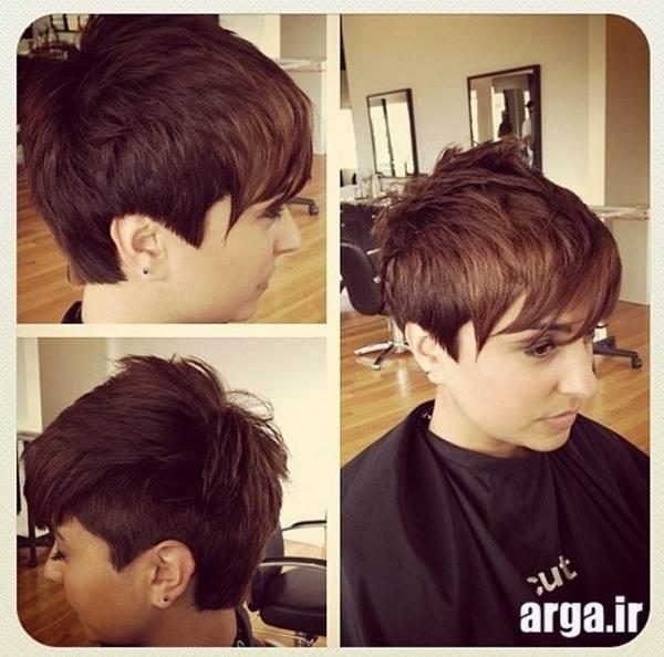 مدل مو کوتاه 2015