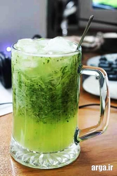نوشیدنی سرد ساده