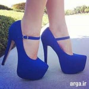 کفش پاشنه بلند بندی