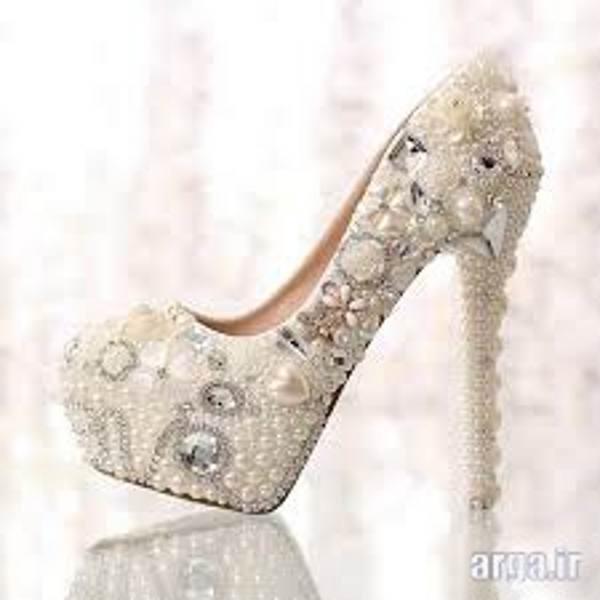 کفش پاشنه بلند 10 سانتی