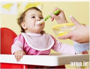 برنامه غذایی کودک 1 ساله