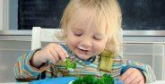کودک 1 ساله و تغذیه