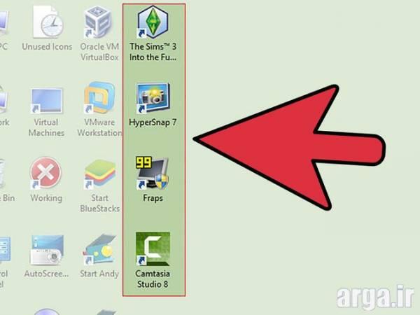 استفاده از اسنیپ در عکس