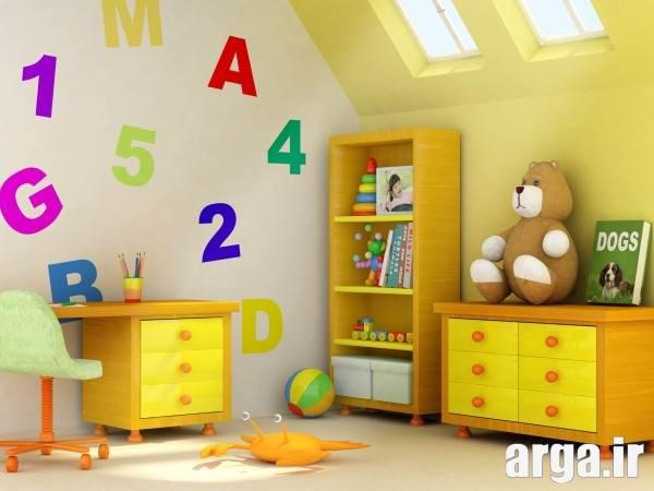 اتاق نوزاد دختر