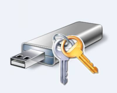 رمزگذاری روی فلش مموری