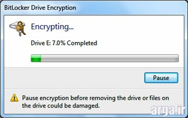 مرحله ششم رمزگذاری