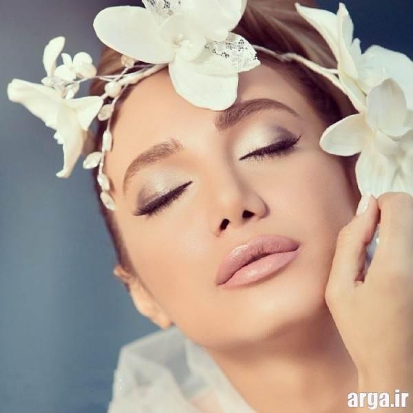 مدرن ترین مدل های آرایش صورت عروس