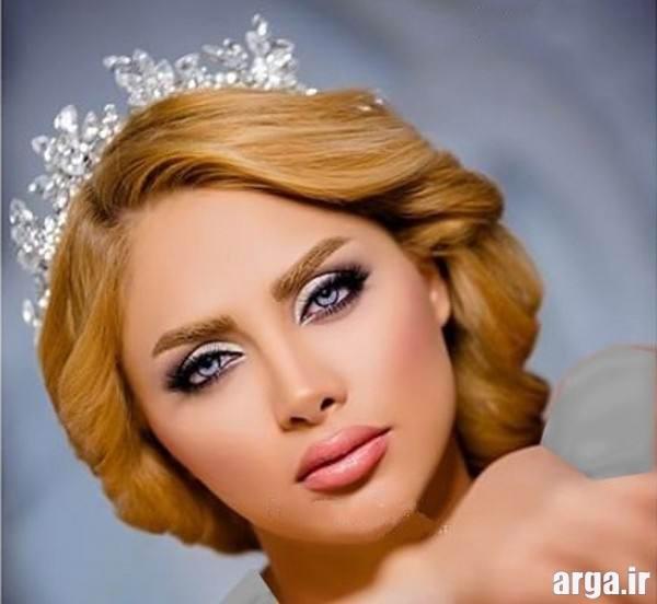 آرایش عروس شیک و مدرن