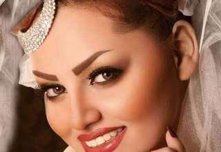 مدل آرایش عروس جدید