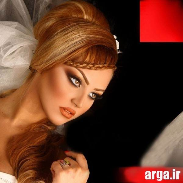 آرایش عروس شیک و زیبا