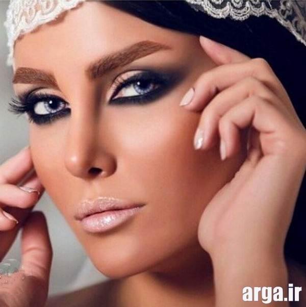 مدل های آرایش جذاب عروس