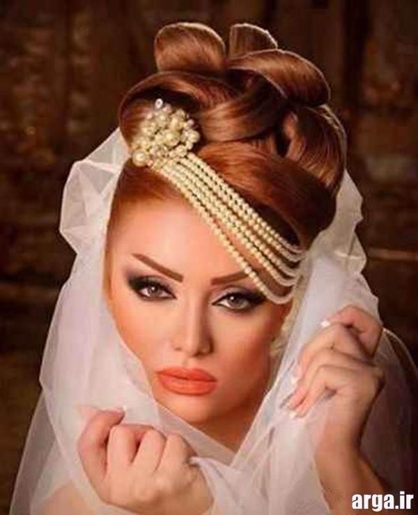 آرایش عروس جدید و مدرن