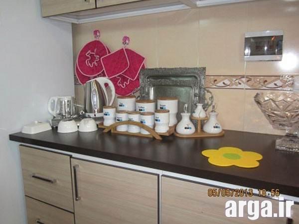 تزیین پارکینگ خانه تزیین آشپزخانه عروس - نسخه قابل چاپ