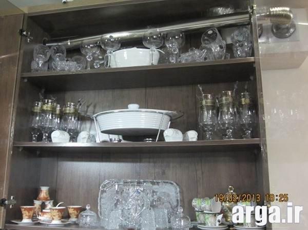مدل آشپزخانه عروس