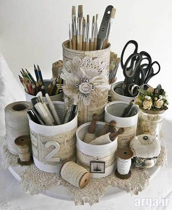 خلاقیت در ساخت جاقلمی