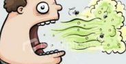 رفع بوی بد دهان