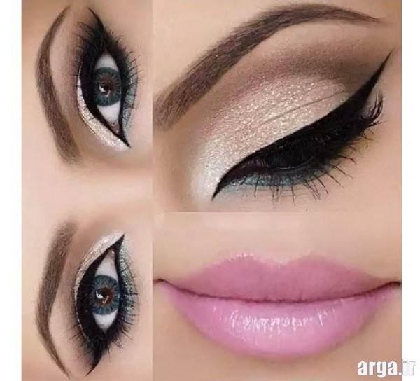 سایه چشم جدید و زیبا با رنگ های شاد