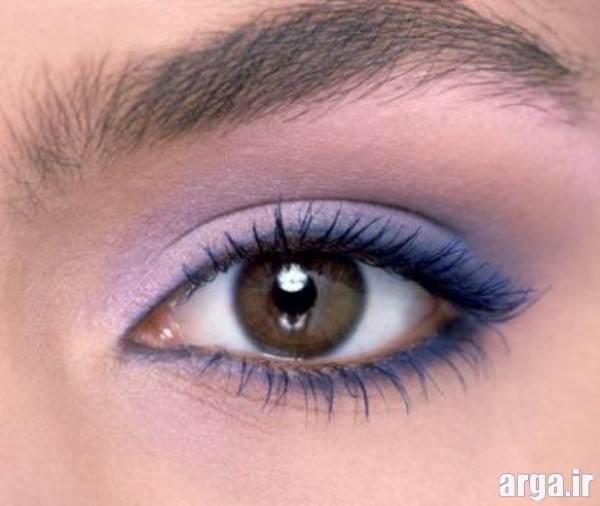 آرایش چشم دخترانه و زیبا