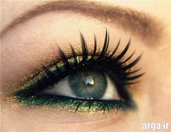 آرایش چشم زیبا و مدرن
