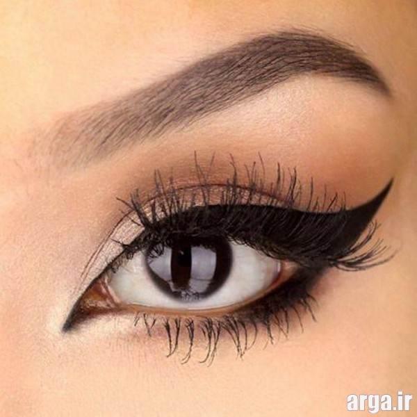 آرایش ابرو و آرایش چشم