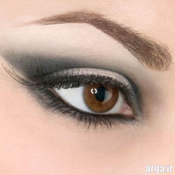 آرایش چشم و ابرو جذاب
