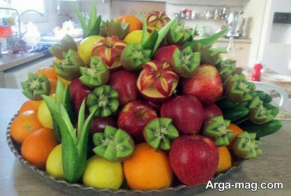 تزیینات زیبای میوه