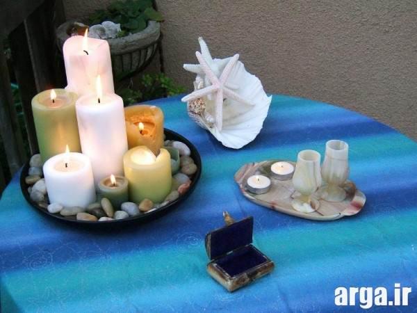 مدل میز خاطره 20 ایده جدید و شیک برای تزیین منزل با شمع و شمع آرایی های ...