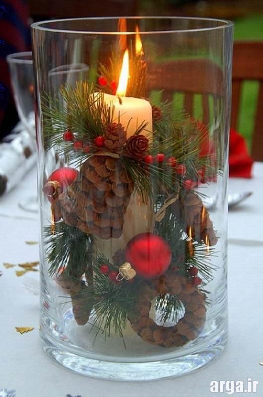 شمع ارایی ساده