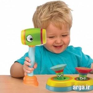 بازی های موثر در هوش کودک