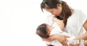 هوش کودکان و شیر مادر