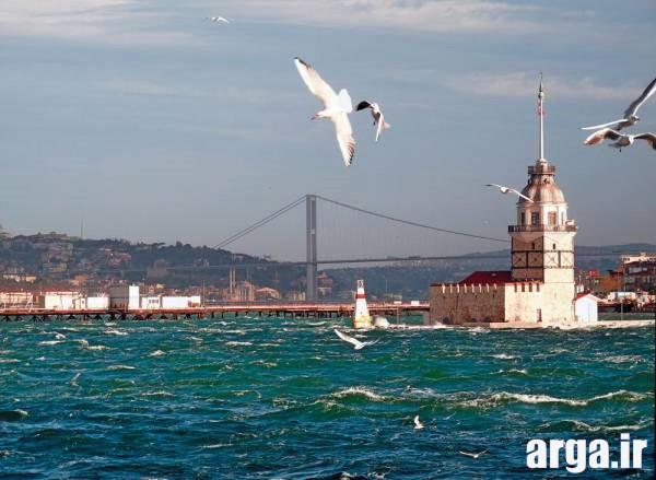 تصویری دیگر از دریای استانبول