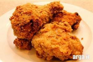 طرز تهیه مرغ سوخاری خوشمزه
