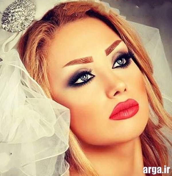 آرایش عروس زیبا