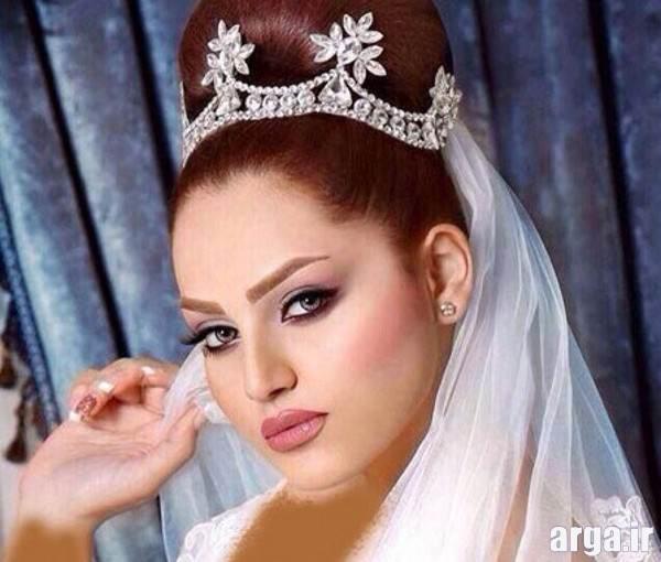 میکاپ مدرن عروس