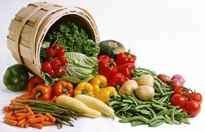 نگهداری از میوه و سبزیجات