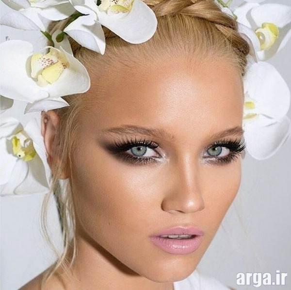 آرایش زیبا اروپایی