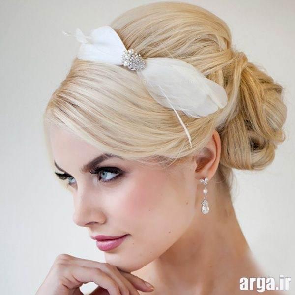آرایش عروس اروپایی 2015