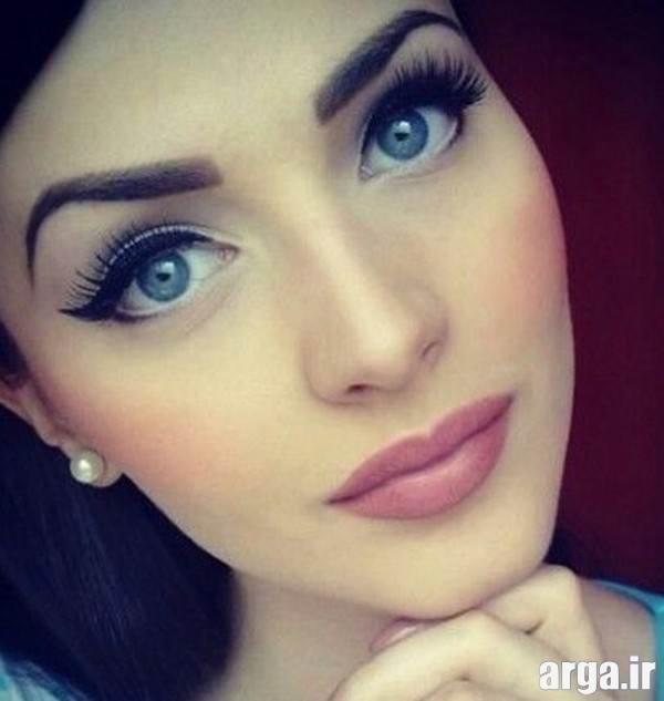 آرایش جذاب دخترانه
