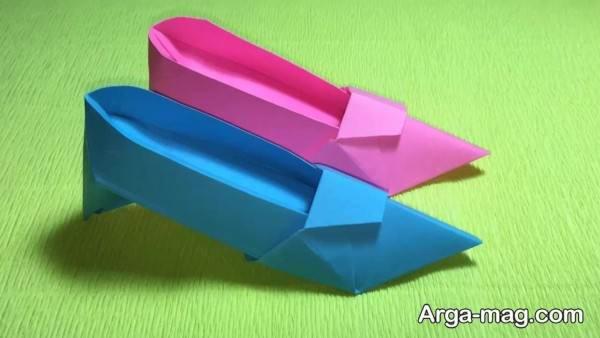 مدل کاردستی کاغذی