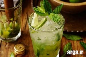 نعناع و نوشیدنی موهیتو