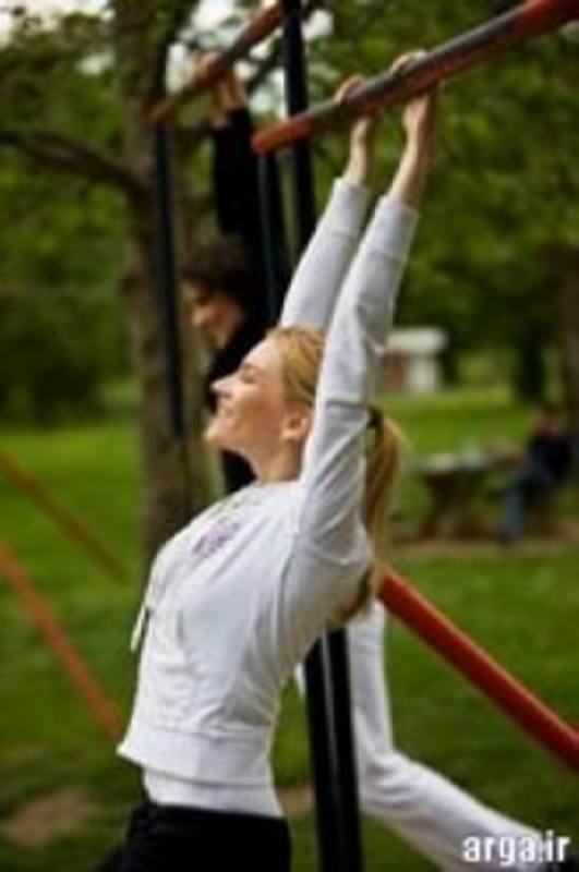 ورزش افزایش قد اویزان