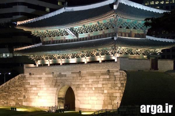 بنایی زیبا در سئول