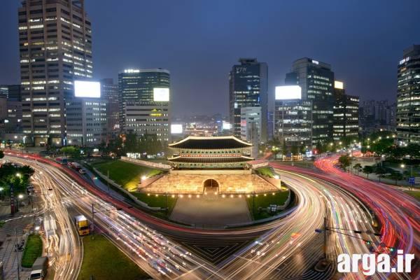 بنایی زیبا 2 در سئول