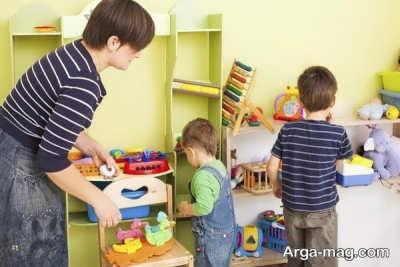چند روش برای پرورش کودک منظم و تمیز