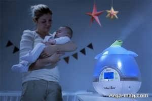 نحوه درمان سرماخوردگی کودکان