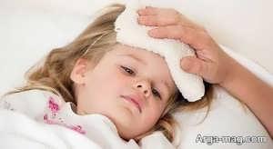 چندین روش درمان سرماخوردگی کودک