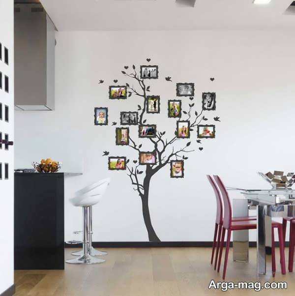 هنرنمایی در تزیینات دیوار